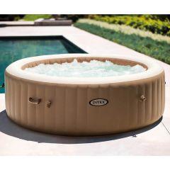 Image of Intex 6 Person Purespa Bubble Hot Tub