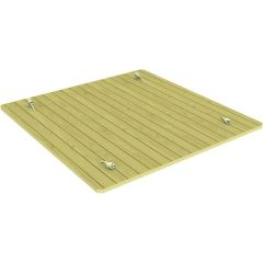 Heavy Duty Wooden Lid for 1.5m x 1.5m Sand Pit