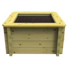 Raised Garden Bed - 1.5m x 1.5m - 563mm Height