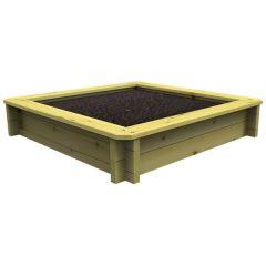 Raised Garden Bed – 2m x 2m – 429mm Height